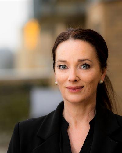 Susanne Sangby Fastighetsmäklarassistent