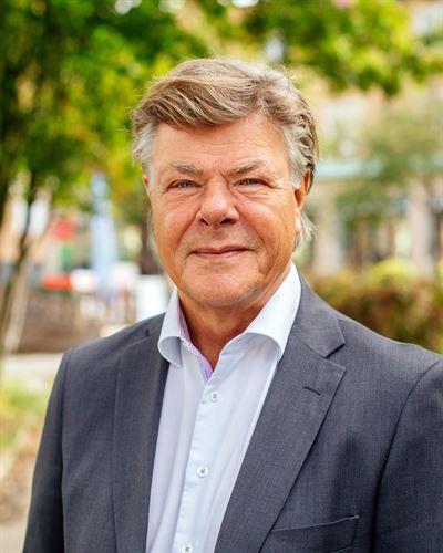 Jan Lindström Ansvarig mäklare