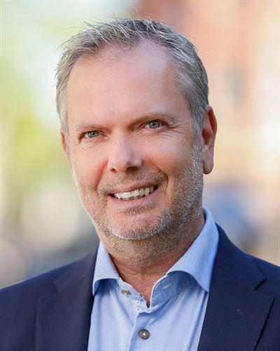 Peter Sjölinder Ansvarig mäklare