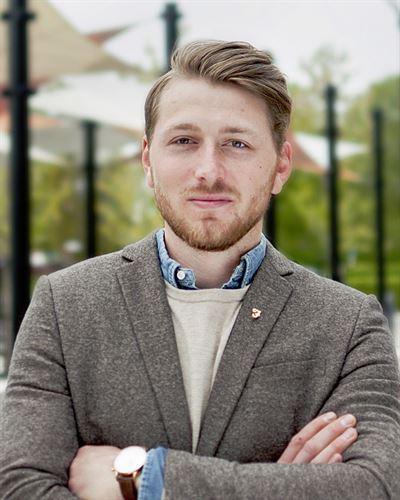 Magnus Conradsson Assistent / Kontorsansvarig