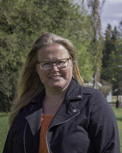 Jeanette Berglund Fastighetsmäklarassistent