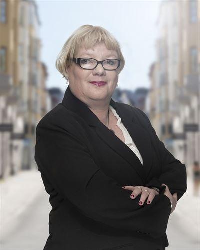 Marie Söderman Fastighetsmäklarassistent