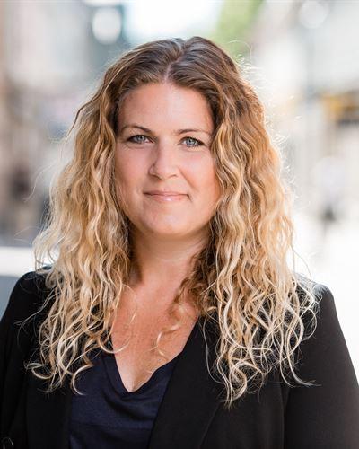 Catrine Ericsson Ansvarig mäklare