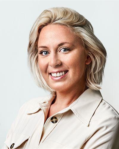 Jenny Nordstrand Ansvarig mäklare