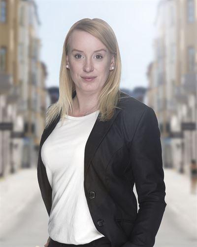 Sandra Pettersson Koordinator