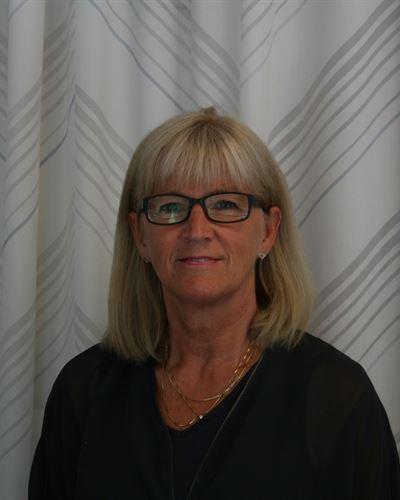 Ann-Helen Pettersson Sekreterare