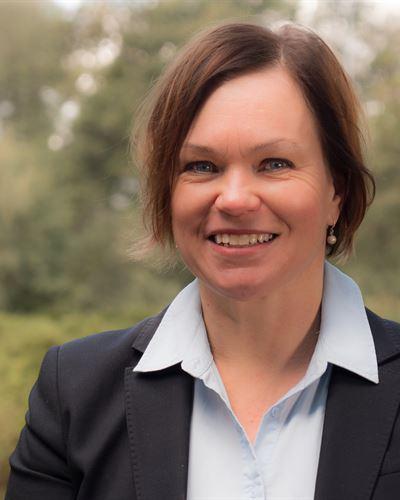 Maria Berggren Försäljningschef Region Storstad