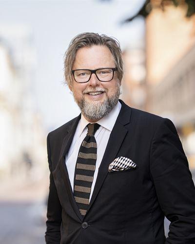 Mikael K. Andersson Ansvarig mäklare