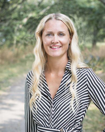 Ida Persson Ansvarig mäklare