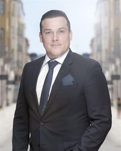Christian Boquist Ansvarig mäklare