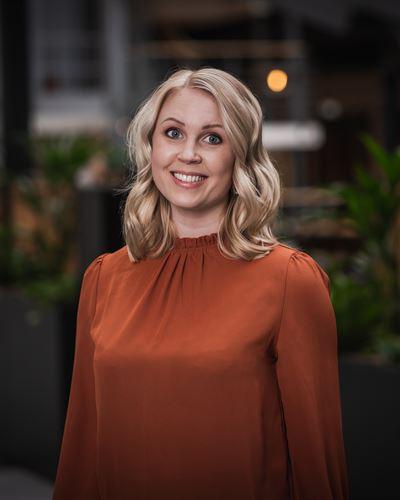 Jennie Ahlinder Nyproduktionsassistent