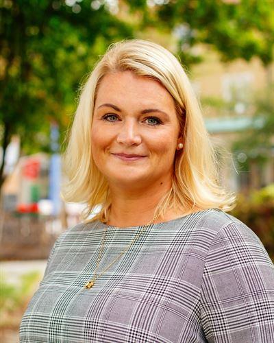 Johanna Blomster VD
