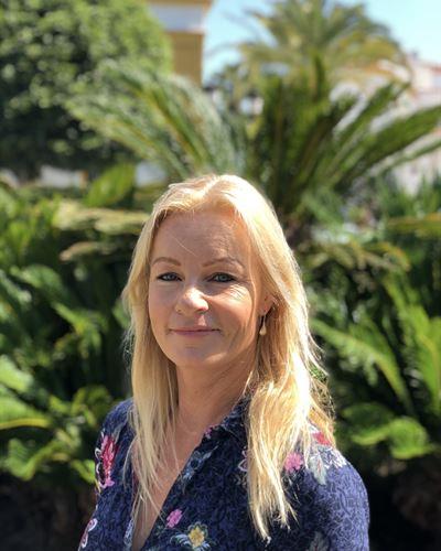Lena Strindholm Koordinator