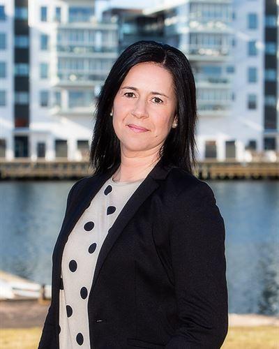 Sandra Johansson Fastighetsmäklarassistent