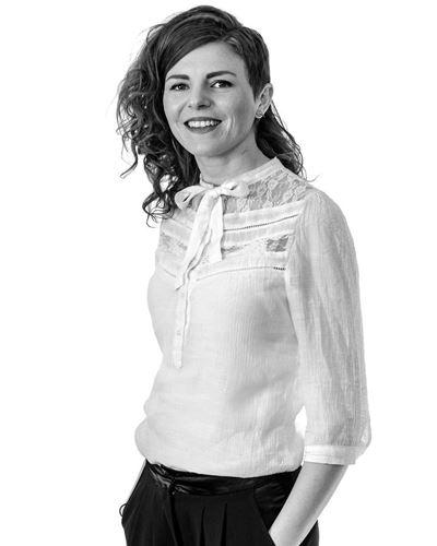 Erica MacInnes Fastighetsmäklarassistent