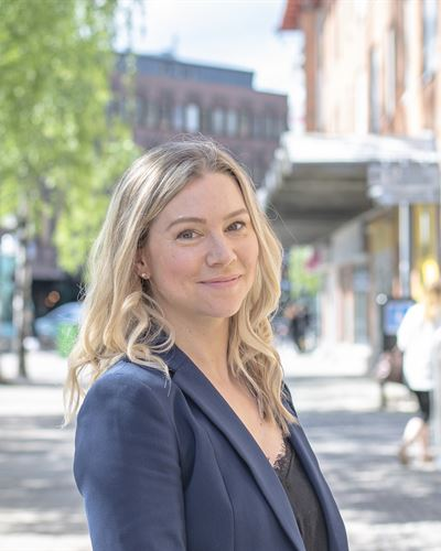 Nina Gottfridsson Ansvarig mäklare