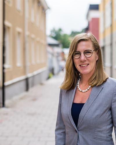 Maria Englund Ansvarig mäklare