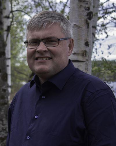 Roger Blombäck Säljare