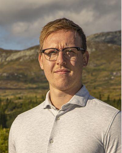 Didrik Eliasson Fastighetsmäklarassistent