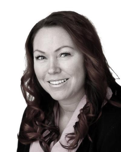 Maria Andersson Ansvarig mäklare