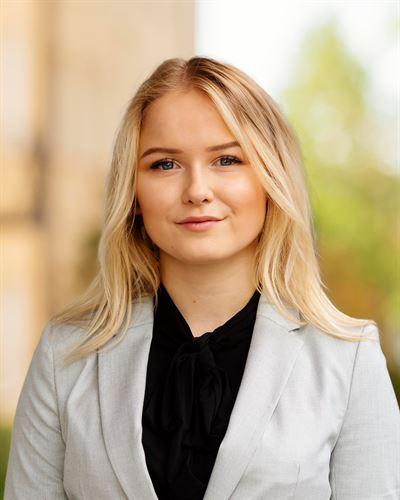Minna Johansson Blivande mäklare