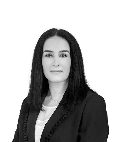 Aleksandra Blagojevic Fastighetsmäklarassistent