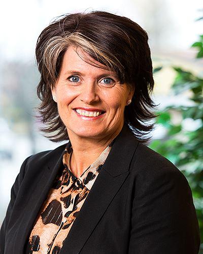 Susanne Gustafsson Ansvarig mäklare