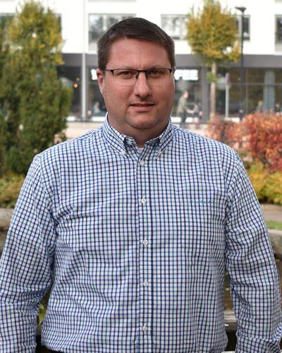 Henrik Åhlund Kontorschef