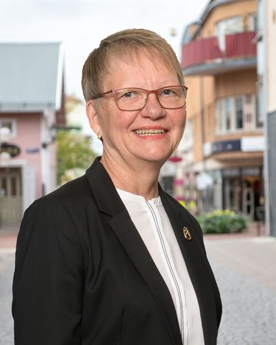 Ann-Helen Ramstedt Assistent