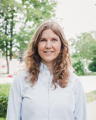Lina Lindström Ansvarig mäklare