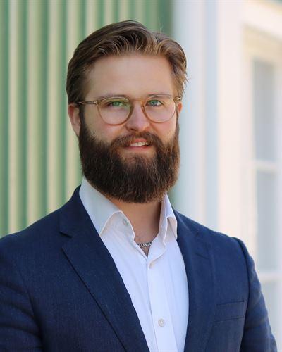 Sebastian Borg Fastighetsmäklare