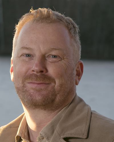 Andreas Bergqvist Ansvarig mäklare
