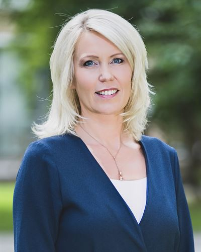 AnnaSara Sundqvist Wolf VD / Fastighetsmäklare