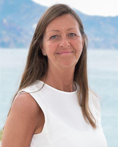 Ritva Jansson Ansvarig mäklare