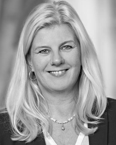 Annika Östberg Ansvarig mäklare