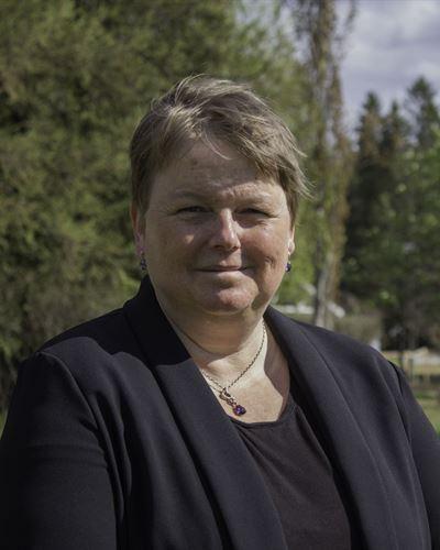 Ann-Christine Blombäck Ansvarig mäklare