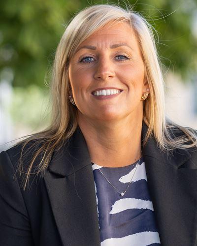 Louise Nilsson Ansvarig mäklare