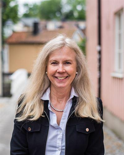 Ann-Christin Wiklund Ansvarig mäklare