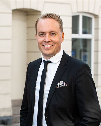 Emil Borgemo Assisterande mäklare