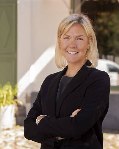 Amanda Sundquist Ansvarig mäklare