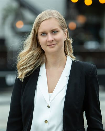 Erica Sundqvist Fastighetsmäklare