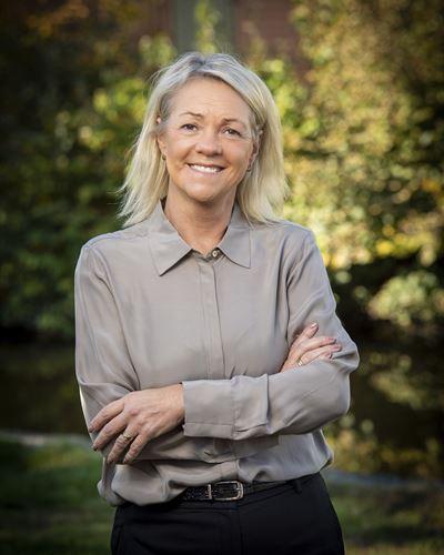 Anette Bengtsson Fastighetsmäklarassistent
