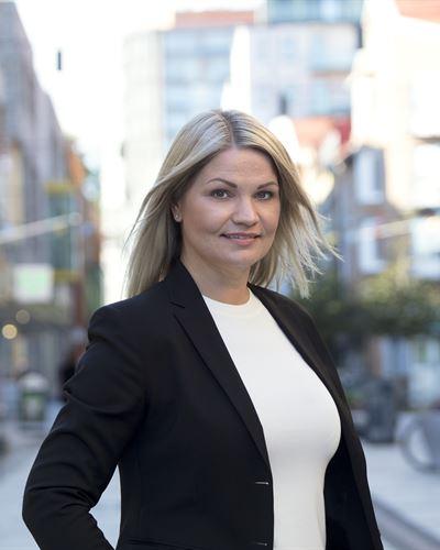 Jeanette Bäckman Fastighetsmäklarassistent