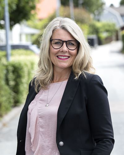 Catrin Tengfjord Fastighetsmäklare / Delägare