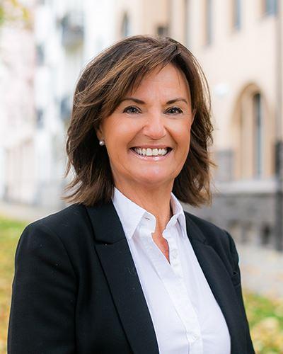 Åsa Persson Personal- och ekonomiansvarig
