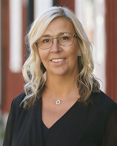 Helene Johansson Ansvarig mäklare