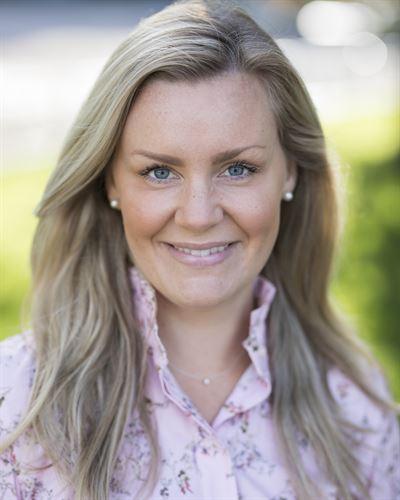 Sofie Svelander VD/Fastighetsmäklare