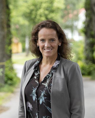 Anja Hartvigsen Fastighetsmäklare / Delägare