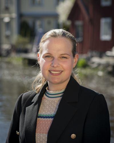 Linnéa Hammarqvist Ansvarig mäklare