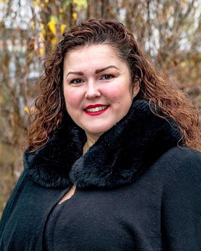 Isabell Almstedt Blivande mäklare